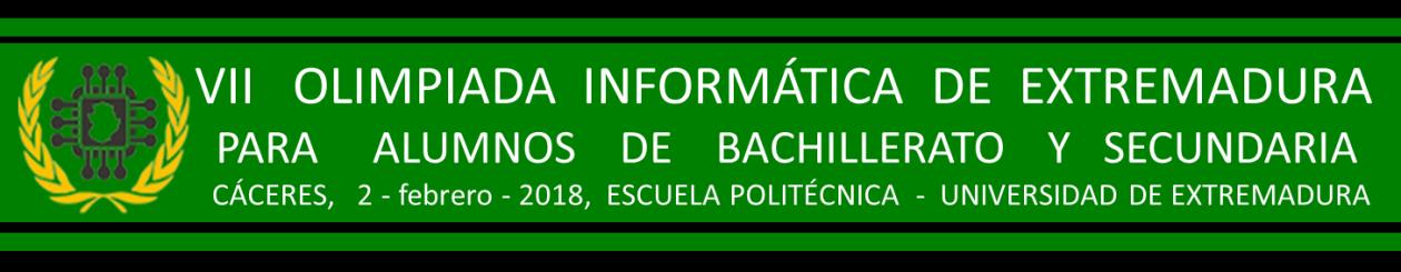 Olimpiada Informática de Extremadura